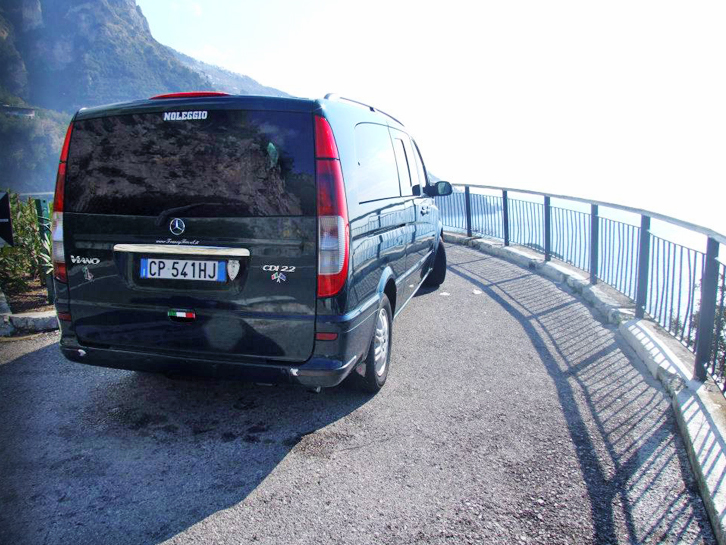 Positano rental cars best rates picture